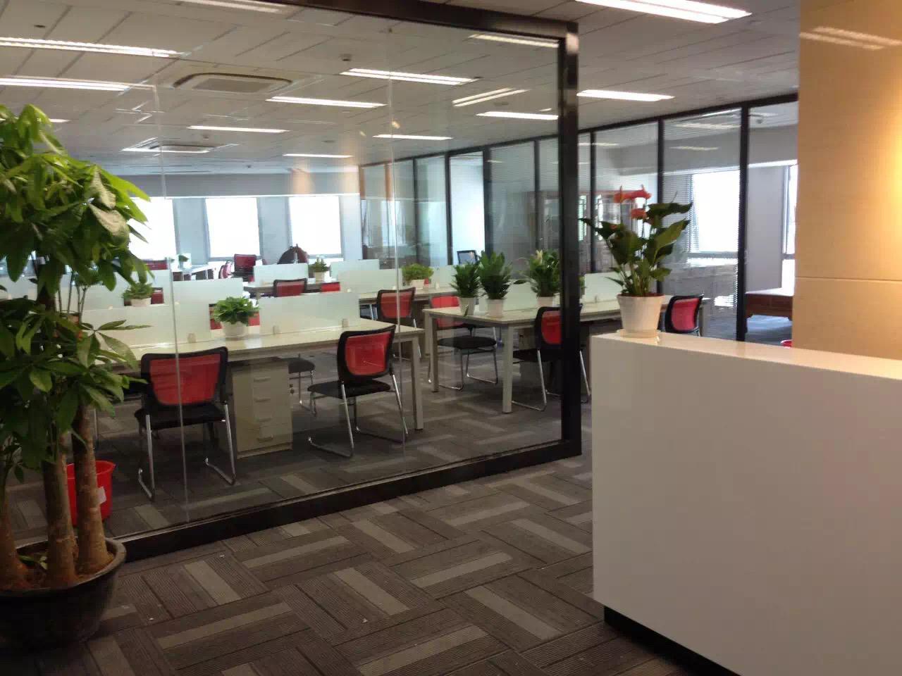 广州办公室装修设计