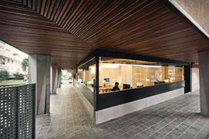 巴塞罗那建筑事务所办公室——Architecture Studio in Barcelona