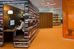 澳大利亚Macquarie集团办公空间设计