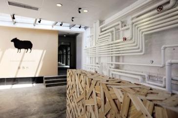BBH上海新办公空间设计
