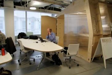 工业风创意办公室装修