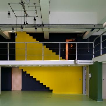 伦敦Wieden+Kennedy空间广告公司办公室