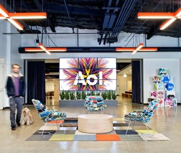 美国在线(AOL)办公室