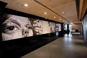 李奥贝纳(Leo Burnett)位于悉尼的新办公室——HASSELL 作品