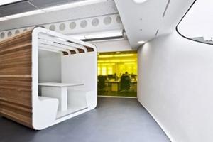 电通公司伦敦办公室设计