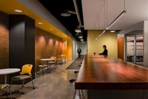 办公空间设计:Autodesk旧金山新办公室