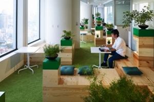 谷歌创意办公室装修案例