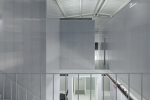 现代工厂办公室装修案例